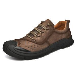 Men's Outdoor Trekking Climbing Sneakers Shoes Hiking Non-slip Sport Shoes New L
