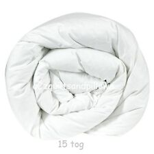 15 Tog Hotel Quality Winter Warm Duvets / Quilts