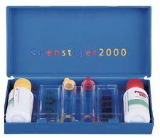 Test Kit Tester Chlor Cl und pH Wert für Schwimmbecken Spa und Pool