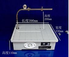 Planche tableau éponge mousse pe ruban mousse machine de découpe 220V fil chaud