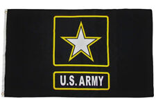 United States Army Flag US Star USA Banner Military Pennant 3x5 Premium (RAM)
