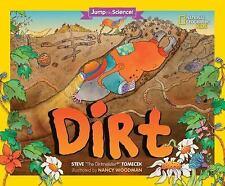 Jump into Science DIRT (Brand New Paperback) Steve Tomecek