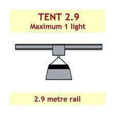 "JUPITER II FOR 3m GROW TENT LIGHT MOVER WITH DELAY TIMER ""JUPITER2 TENT 2.9"""