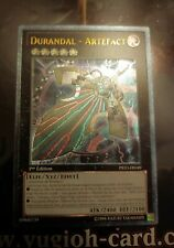 FRENCH 1st VLP Artifact Durendal PRIO-FR049 Ultimate Rare (Tracked) Yugioh!