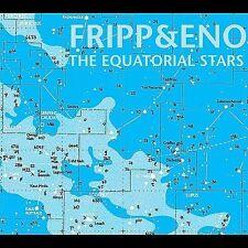 The Equatorial Stars [Digipak] by Fripp & Eno/Robert Fripp/Brian Eno (CD, Mar-2005, Opal)