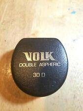 VOLK Double Aspheric 30D Lens w/ original case