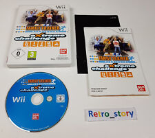 Nintendo Wii - Family Trainer Extreme Challenge PAL