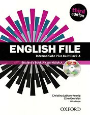 Oxford ENGLISH FILE Intermediate Plus THIRD EDITION MultiPack A @New@