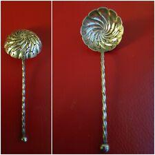 Spoon a Sprinkle/Shaker Metal Silver