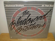"THE BLACKWOOD BROTHERS...""ALL THEIR BEST""......NEW SEALED GOSPEL ALBUM"