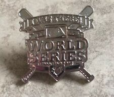 MLB World Series 2012 Pin I Was There SF Giants - D Tigers San Francsico