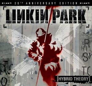 Linkin Park - Hybrid Theory - New 20th Anniversary Deluxe 2CD Album