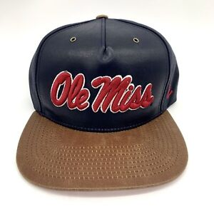 Ole Miss Rebels Zephyr Heritage Collection Hat Adjustable NCAA Cap New