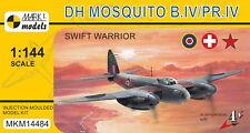 Mark I Models 1/144 de Havilland Mosquito B.IV/PR.IV 'Swift Warrior' # 14484