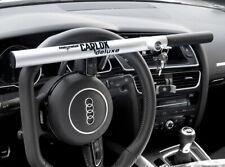 Original Kleinmetall Carlok deluxe Auto Diebstahlsicherung Lenkradkralle silber