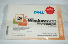 Dell Windows 2000 Professional SP2 Recovery CD - Sealed
