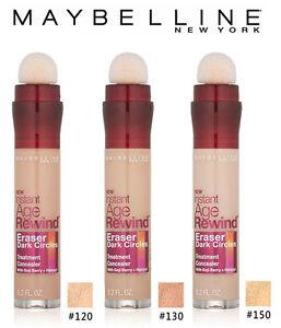 [MAYBELLINE] Instant Age Rewind Eraser Dark Circle Treatment Eye Concealer 6ml