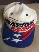 Vtg CFS 2000 DAYTONA 500 NASCAR Baseball Trucker Hat Cap