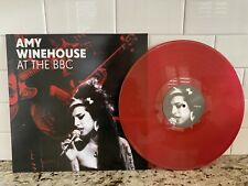 AMY WINEHOUSE - AT THE BBC 2004-2009 -BRAND NEW RED COLORED VINYL LP RECORD