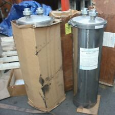 CULLIGAN Water Filtration Housing MICRO-FILTR 9559-75 Stainless Pressure Vessel