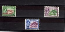 Mint Hinged Dominica Stamps (Pre-1967)