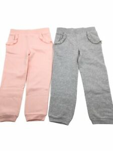Simple Joys By Carters Boys Lot Of 2 Sweatpants Coral Pull On Pockets 5T New