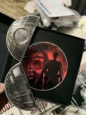 Death Star Jumbo Disney Pin Star Wars Rogue One Darth Vader, Krennic, LE 3000