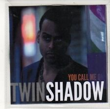 (DK585) Twin Shadow, You Call Me On - DJ CD
