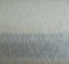 """Alloy 304 Brushed Stainless Steel Sheet  - .018"""" x 27"""" x 24"""" (4pc Lot)"""
