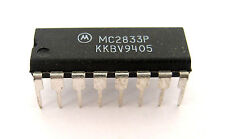 MC2833P Low-power FM Transmitter: Great IC For the Experimenter.