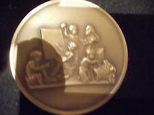 belle medaille jeton civile belge