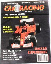 MODEL CAR RACING MAGAZINE #21 - SCALEXTRIC , FLY , SCX , NINCO 1/32 SLOT CARS