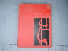 "1965 University of Tampa Florida College School Yearbook ""Moroccan"""