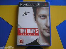 TONY HAWK'S PROJECT 8 - PLAYSTATION 2 - PS2