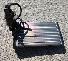 Audi A4 B5 Wärmetauscher Heizung Heat exchangers Heating 8D1819031