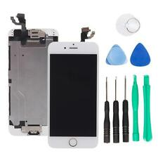 "LCD Touch Screen Display Digitizer Assembly Home Button for 4.7"" iPhone 6 White"