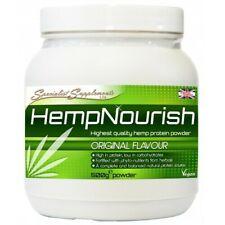 Hempnourish 500 G Chanvre Poudre de Protéine + Herbes Superaliments; Spécialiste...