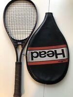 AMF HEAD Tournament Director TENNIS RACQUET 4 3/8 Grip & CASE Racket w/ Strings