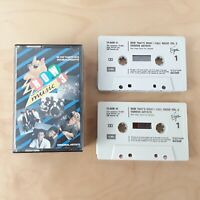 NOW THAT'S WHAT I CALL MUSIC 3 DOUBLE CASSETTE TAPE ORIGINAL NOW 3 FAT BOX