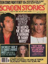 Screen Stories September 1979 Elvis Presley, Shelly Hack,Tony Danza VG 010516DBE