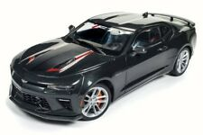 2017 CHEVY CAMARO SS 50TH ANNIVERSARY AUTO WORLD AW243 1/18 DIECAST CAR