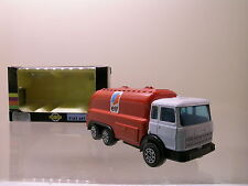 MERCURY ITALY 100 FIAT 697 CITERNE TRUCK *ELF* WHITE-RED BOXED SCALE +/ 1:55