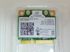 Intel 7260 802.11ac Bluetooth 4.0 WiFi DUALBAND 867Mbps 7260HMW for HP dv 7000