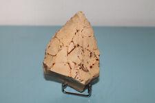 Préhistoire Paléolithique France Charente Biface 9 cm
