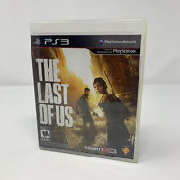 The Last of Us Sony PlayStation 3 PS3 Game Complete Tested