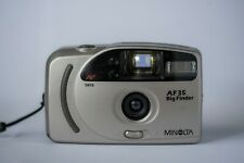 Minolta AF35 Big Finder 35mm Compact Film Point & Shoot Camera