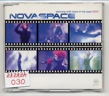 Novaspace Maxi-CD Dancing With Tears In My Eyes 2004 - ultravox COVER VERSION