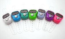 2 Finger Ring Electronic Digital Tasbeeh Tasbih Tally Counter Beads Islam Timer