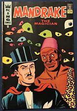 Mandrake The Magician #8  Sept 1967  Jeff Jones Art