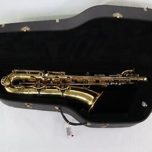 Selmer Paris Mark VI Baritone Saxophone SN 148975 GREAT PLAYER